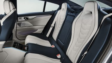 BMW 8 Series Gran Coupe - seats
