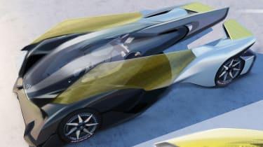 Michelin Design Challenge 2017 - Faraday Future Singularity