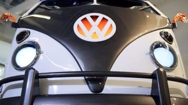Volkswagen Kombi Type 20 concept - front