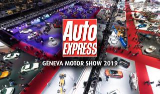Geneva Motor Show 2019 - header