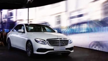 Mercedes E-Class 2016 - Detroit show reveal 3