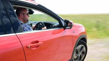 Citroen C5 Aircross long termer second report - driving