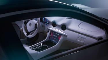 Karma GT Pininfarina - dash