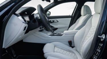 Alpina B3 Touring - seats