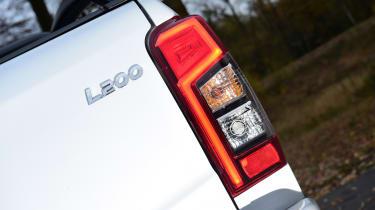 Mitsubishi L200 rear light
