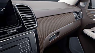 Mercedes GLS Grand Edition dashboard