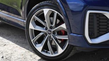 Audi Q2 35 TFSI long-termer - wheel