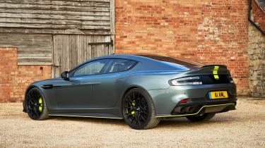 Aston Martin Rapide AMR - rear static