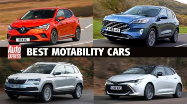 Best Motability Cars header