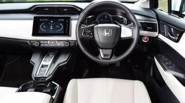 Honda Clarity - dash