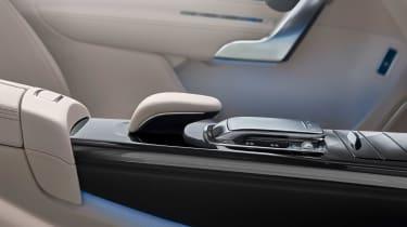 Mercedes A-Class Saloon - centre console