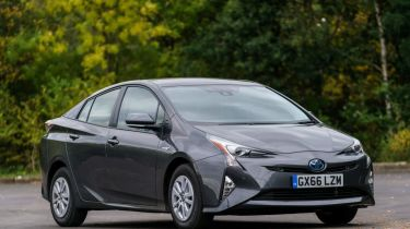 Used Toyota Prius - front