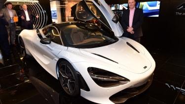 McLaren 720S - Steve Fowler's Geneva Motor Show star