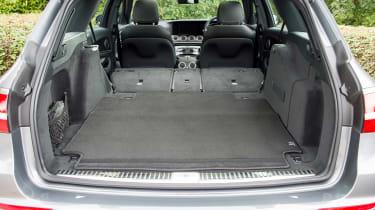 Mercedes E 400 d Estate - boot