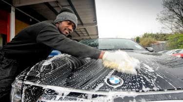 Clean your car on any budget