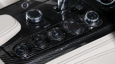 Mercedes SLS AMG detail