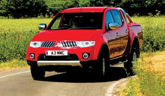 Mitsubishi L200 Double Cab Trojan
