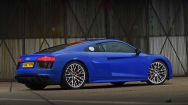 Audi R8 RWS - rear static