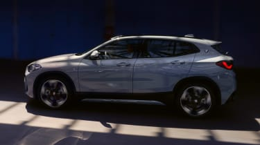 BMW X2 M Mesh Edition - side