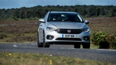 Fiat Tipo - front action