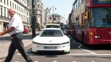 Volkswagen XL1 - London