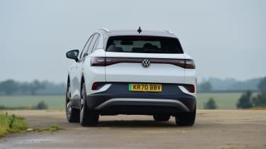 Volkswagen ID.4 - rear cornering