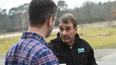 Nigel Mansell driving tips - discussion