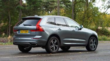 Volvo XC60 - rear static