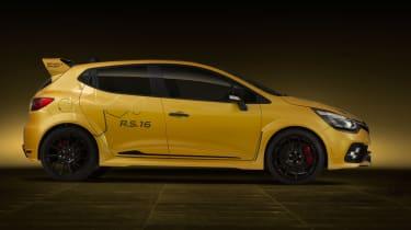 Renault Clio RenaultSport R.S.16 official - studio 2