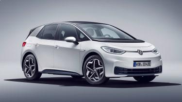 Volkswagen ID.3 - white front