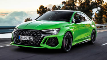 Audi RS 3 Saloon - front