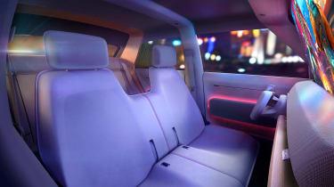 Volkswagen ID Life - front seats