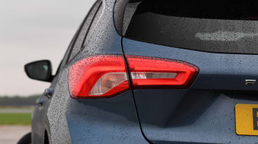 Ford Focus - Rear Lights