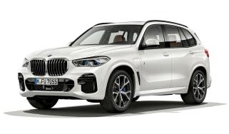 BMW X5 plug-in hybrid - front