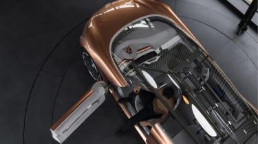 Renault Symbioz - above