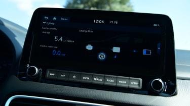 Hyundai Kona Hybrid - screen 2