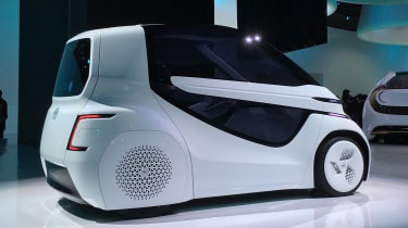 Toyota Concept-i RIDE - Tokyo rear