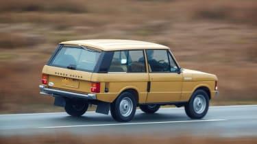 Range Rover Reborn - rear