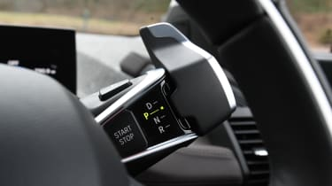 BMW i3 modes