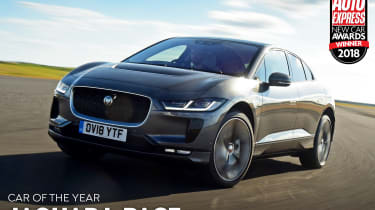 Jaguar I-Pace - 2018 Car of the Year