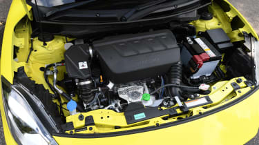 Suzuki Swift Sport long-term test - Engine