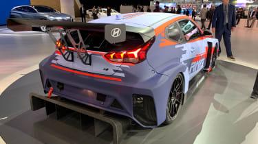 Hyundai RM19 concept - Los Angeles rear