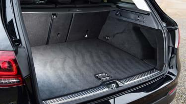 Mercedes GLC 220 d  - boot