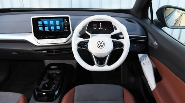 Volkswagen ID.4 - dash