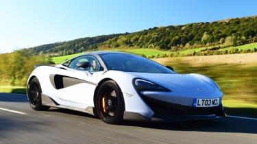 McLaren 600LT - front