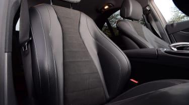 Mercedes E 300 de - long-term review - seats