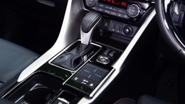Mitsubishi Eclipse Cross Black Connected - transmission