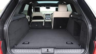 Range Rover Sport boot
