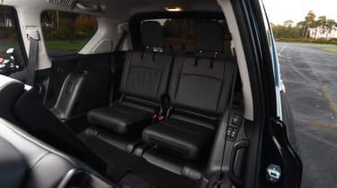 Used Toyota Land Cruiser - back seats