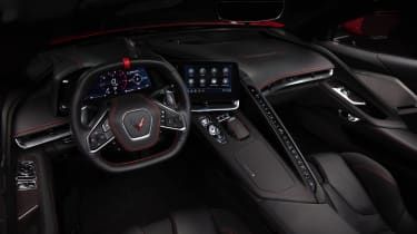 2020 Chevrolet Corvette - interior